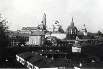 Общий вид 1956 год