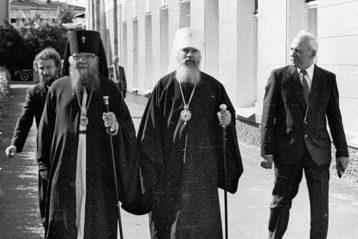 Святители в Кремле