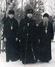 Владыка с духовенством Владимирской епархии