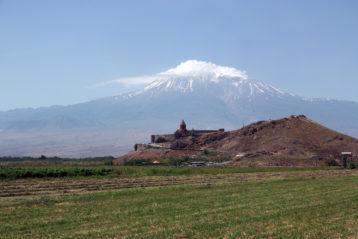 14 июля. Монастырь Хор Вирап. Армения (фото Алексея Козориза)