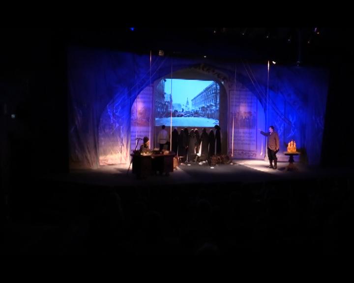 Искра Божия. Спектакль «Исповедь» Арзамасского театра драмы.