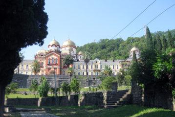 Монастырь святого апостола Симона Кананита