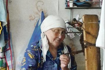 «Пряха» Автор: Глеб Волков, 8 лет