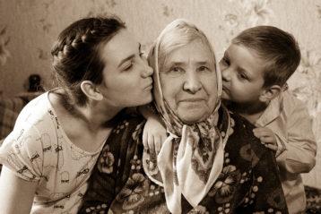 «Хранительница очага» Автор: Елена Гусамутдинова, 41 год