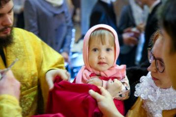 19 декабря. В Никольском соборе Нижнего Новгорода (фото Александра Чурбанова)