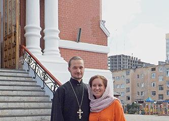 У Спасо-Преображенского собора в Сормове