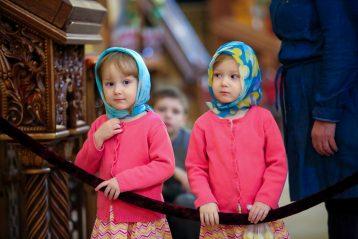 31 марта. В Александро-Невском кафедральном соборе Нижнего Новгорода (фото Александра Чурбанова)