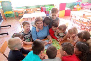 «Душою к детям». Автор Кирилл Чернышов, 13 лет. III место