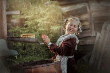 «Мгновенье, остановись! Мгновенье, ты прекрасно!». Автор: Арсений Чернигин, 13 лет. Поощрение