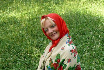 «Русская красавица». Автор Ольга Пирогова, 35 лет. III место