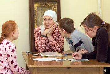 «Урок Космологии». Автор Владимир Петров, 49 лет. III место