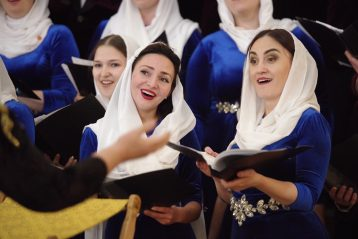 1 мая. Пасхальный хоровой собор (фото Алексея Козориза)