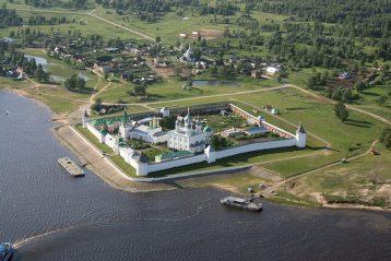 16 июня. Макарьевский Желтоводский монастырь (фото Нижегородского благочиния)