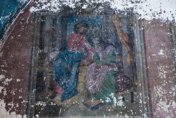 28 июня. В храме в честь святых Жен Мироносиц села Линдо-Пустынь (фото Александра Чурбанова)