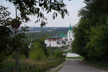 16 июля. Вознесенский Печерский монастырь (фото Алексея Козориза)