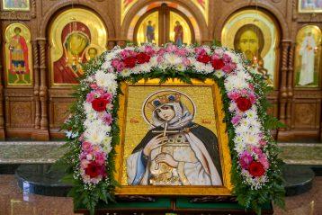 24 июля. В Елисаветинском храме Нижнего Новгорода (фото Александра Чурбанова)