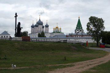 6 августа. Свято-Троицкий Макарьевский Желтоводский монастырь (фото Алексея Козориза)