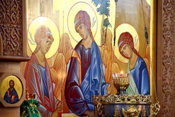 28 ноября В Троицком храме Московского благочиния (фото благочиния)