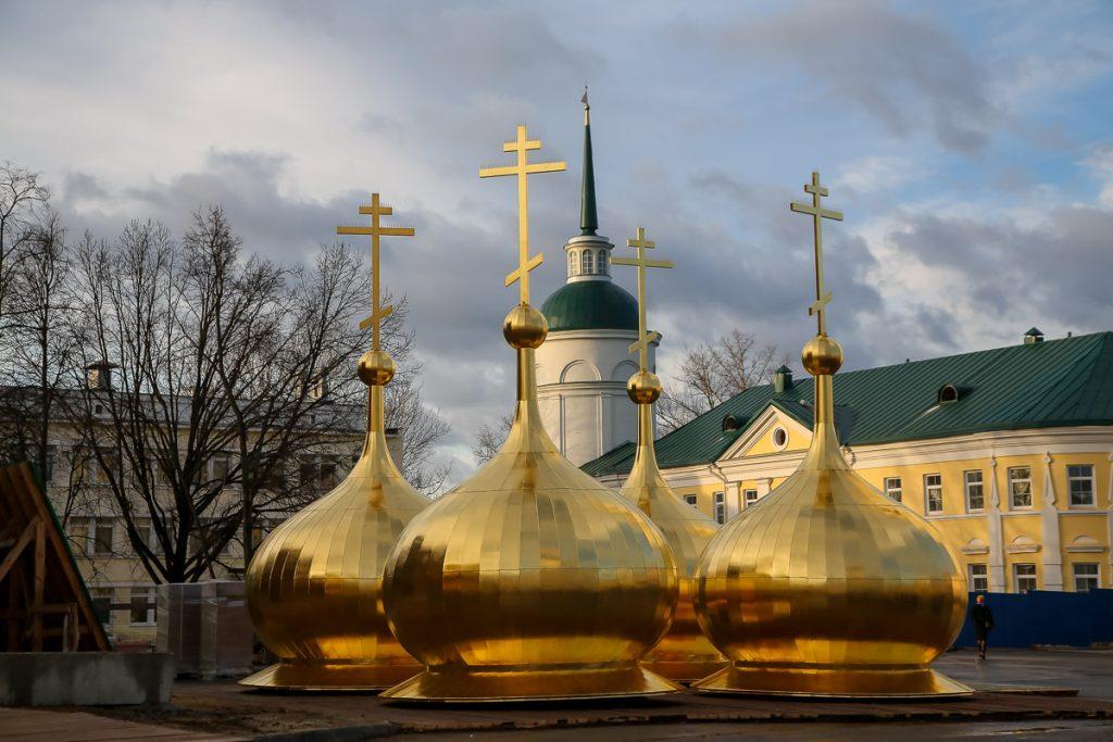 Азы православия. Празднование в честь иконы Божией Матери «Живоносный источник».