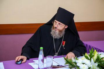 29 февраля. Епископ Выксунский и Павловский Варнава (фото Александра Чурбанова)
