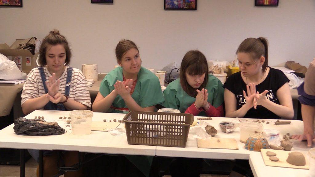 Добрые люди. Проект «Дом удивительных людей» в Нижнем Новгороде.