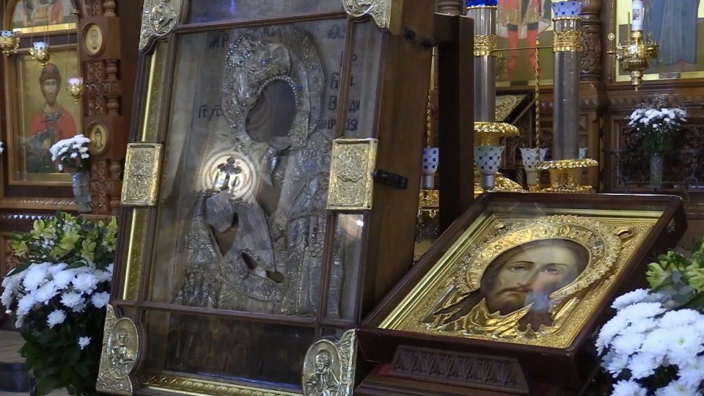 Летопись митрополии. Крестный ход с Владимирской-Оранской иконой Божией Матери вокруг Нижегородской области и города.