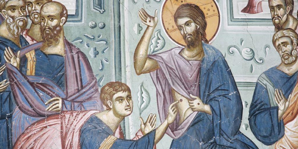 Азы православия. Антипасха. Воспоминание уверения апостола Фомы.