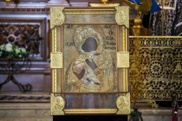 3 апреля. Чтимый образ Владимирской-Оранской иконы Божией Матери (фото Александра Чурбанова)