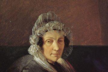 А. В. Ступин «Портрет Е.М. Ступиной». 1817