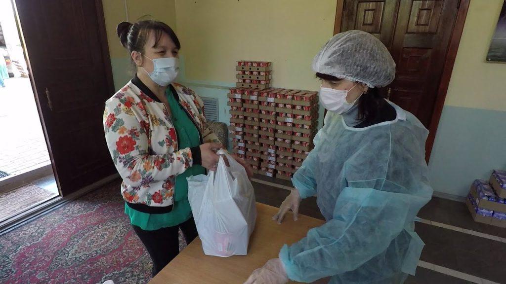 Добрые люди. Работа медико-социального отдела Нижегородской епархии во время пандемии коронавирусной инфекции.