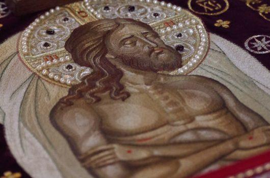 3 мая. В Александро-Невском кафедральном соборе Нижнего Новгорода (фото Алексея Козориза)