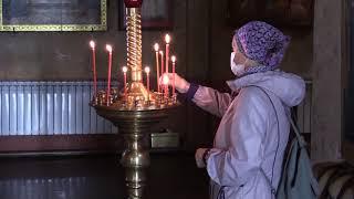 Божий дом. Возобновление богослужений с участием прихожан в храмах Нижегородской епархии.