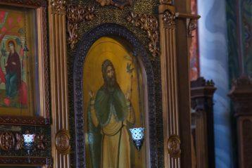 8 июня. В Александро-Невском кафедральном соборе Нижнего Новгорода (фото Александр Чурбанов)