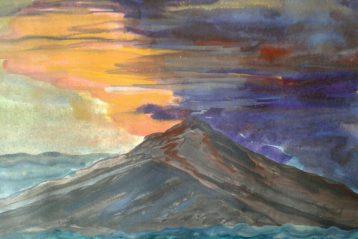 «Гора Фавор». Автор: Кирилл Антипов, 11 лет. Поощрение
