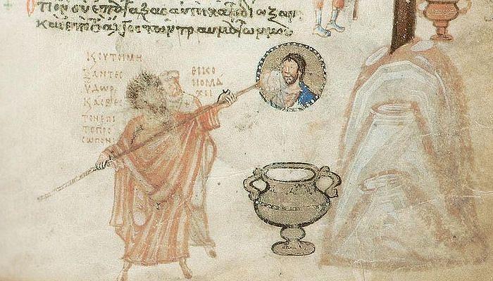 В глубь веков. Период иконоборчества в истории православной церкви и искусства.