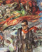 Седьмая симфония Д.Д.Шостаковича. Художник Ю.И.Филиппов