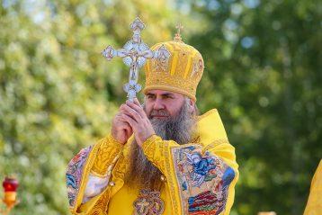 23 августа. Митрополит Нижегородский и Арзамасский Георгий (фото Александра Чурбанова)