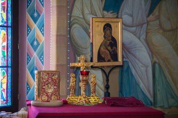 9 августа. В храме в честь великомученика и целителя Пантелеимона Автозаводского благочиния (фото благочиния)