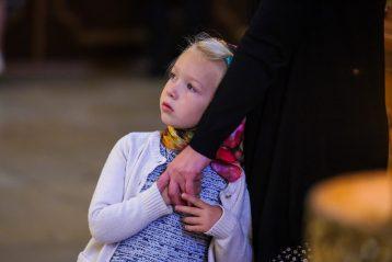 12 сентября. В Александро-Невском кафедральном соборе (фото Александра Чурбанова)