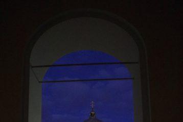 14 сентября. Крестовоздвиженский монастырь Нижнего Новгорода (фото Алексея Козориза)