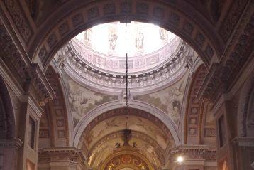 26 сентября. Божественная литургия в Воксресенском кафедральном соборе Арзамаса (фото Алексея Козориза)