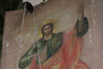 26 сентября. В Воскресенском кафедральном соборе Арзамаса (фото Алексея Козориза)
