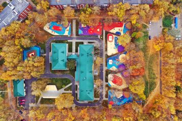 9 октября. Православный детский сад имени преподобных Кирилла и Марии Радонежских (фото Александра Фролова)