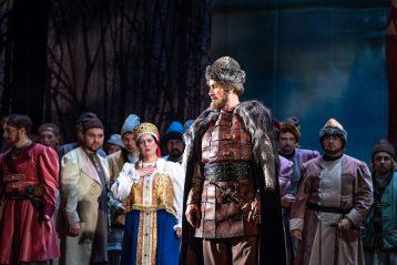 Фрагмент оперы «Чародейка», 2018г. Фото Ирины Гладунко