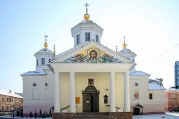 Крестовоздвиженский монастырь Нижнего Новгорода