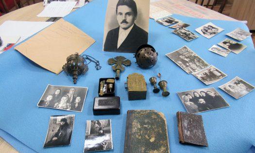 В музейной комнате Сормовской православной гимназии появились первые экспонаты