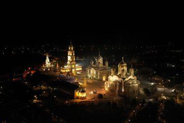 22 января. Свято-Троицкий Серафимо-Дивеевский монастырь (фото Александра Фролова)