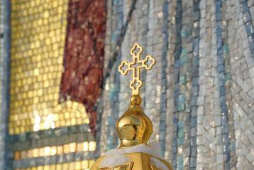 22 января. В Серафимо-Дивеевском монастыре (фото Виолетты Калашниковой)