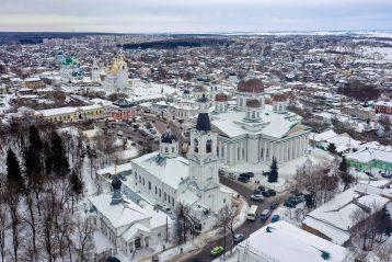 7 марта. Город Арзамас (фото Александра Фролова)