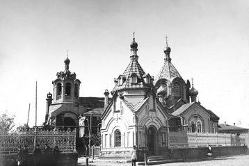 Часовня Феодоровского монастыря, 1894г.